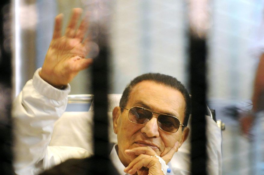 Analysts point to the release of former Egyptian President Hosni Mubarak as a significant sign that the military is preparing for long-term authoritarian rule. (ASSOCIATED PRESS)