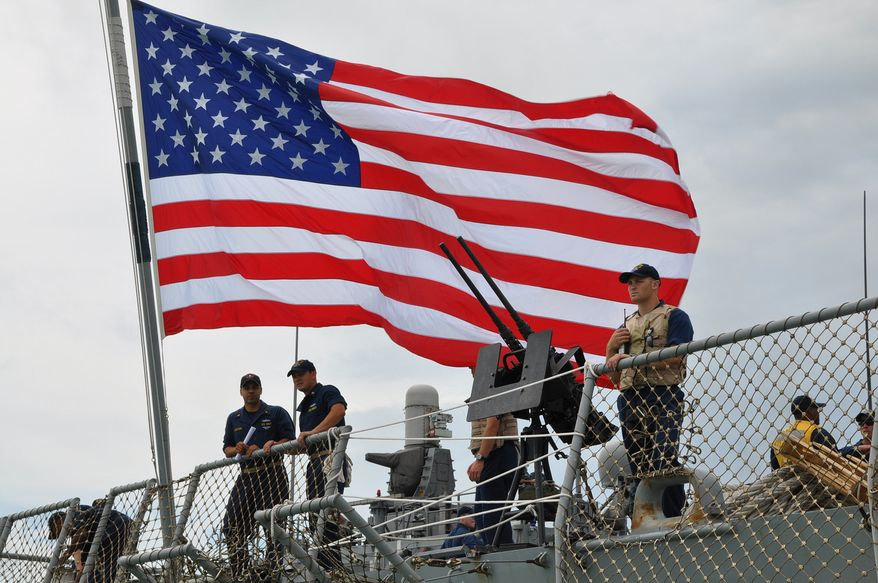 The USS Gravely has been deployed to the Mediterranean amid violence in Syria. In this photo, the guided-missile destroyer USS Gravely (DDG-107) arrives at Naval Air Station Key West to participate in UNITAS Atlantic Phase 2012. UNITAS is an annual multi-national exercise hosted by the U.S. 4th Fleet in the western Caribbean Sea from Sept. 17 through Sept. 28. Thirteen ships from seven partner nations are participating. (U.S. Navy photo by Lt. Cmdr. Corey Barker)