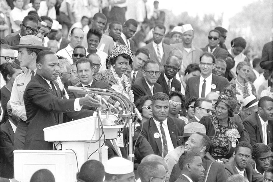 "In, 1963, King was the leader of the Southern Christian Leadership Conference. The Rev. C.T. Vivian, the current president, says, ""I like the idea of 50 years. It gives the nation a chance to review the progress or lack of it."""