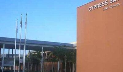 Cypress Bay High School in Weston, Fla. (cypressbayhighschool.com)
