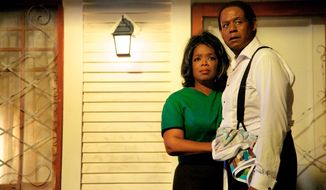 "Oprah Winfrey (left) and Forest Whitaker appear in ""The Butler."" (AP Photo/The Weinstein Co., Anne Marie Fox)"
