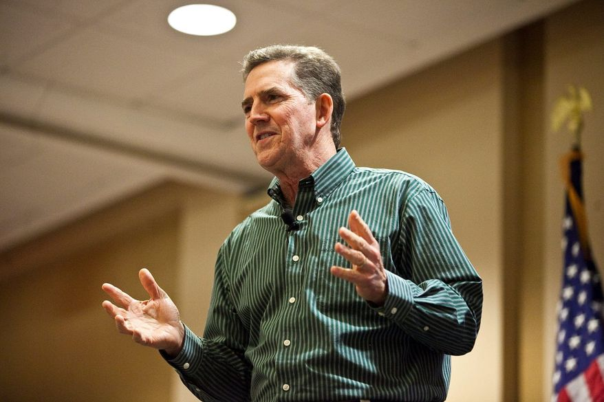 Heritage Foundation President Jim DeMint is trying to wield conservative power outside the Senate. (Associated Press)