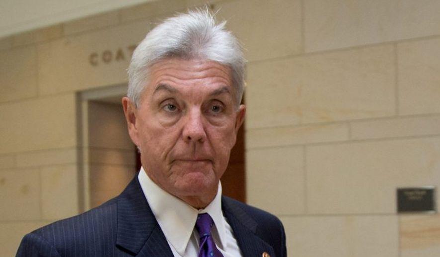 Rep. Roger Williams, Texas Republican. (Associated Press) ** FILE **