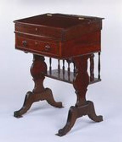 """Some desks are considered such historical treasures that the Senate has passed legislation officially assigning them: The """"Clay desk"""" goes to the senior senator from Kentucky."""
