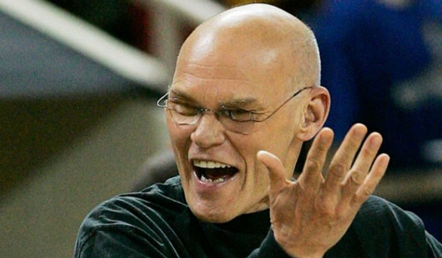 James Carville (Associated Press) ** FILE **