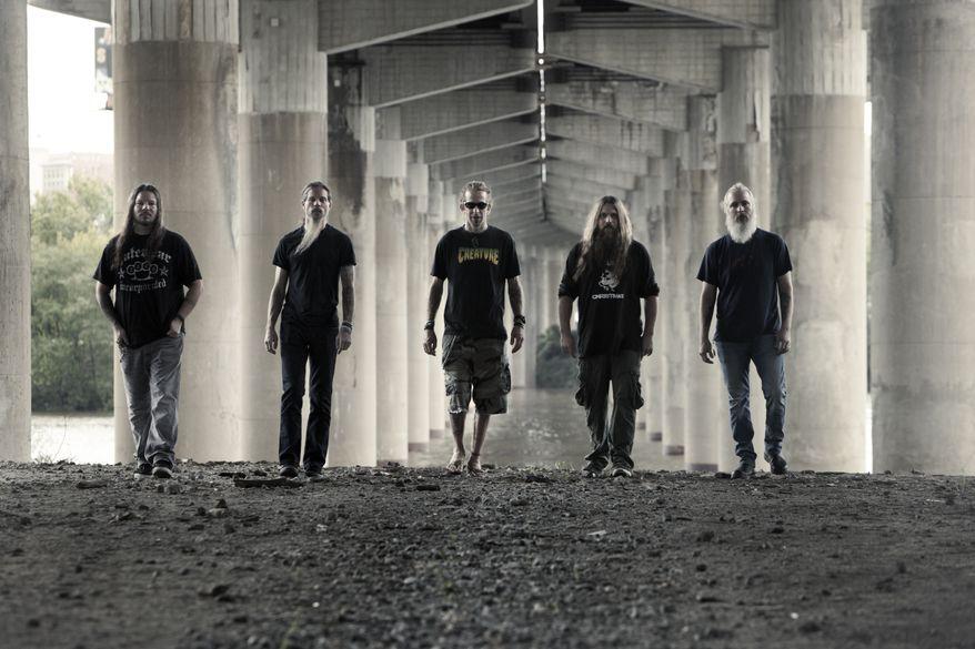 Richmond metal band Lamb of God