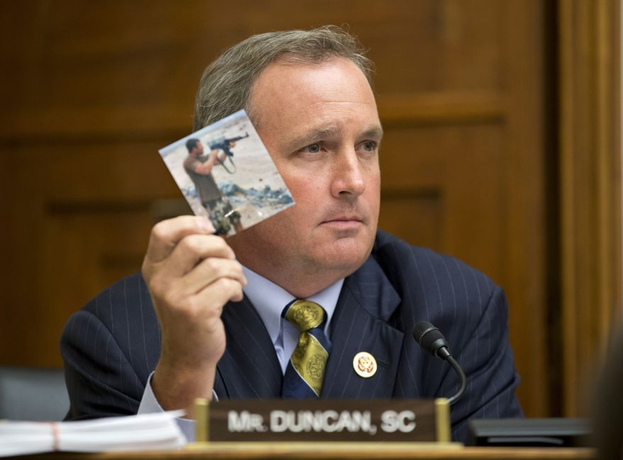 Rep. Jeff Duncan, South Carolina Republican (Associated Press)