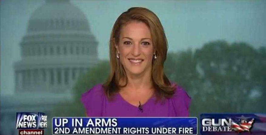Emily Miller on Fox News. September 7, 2013.
