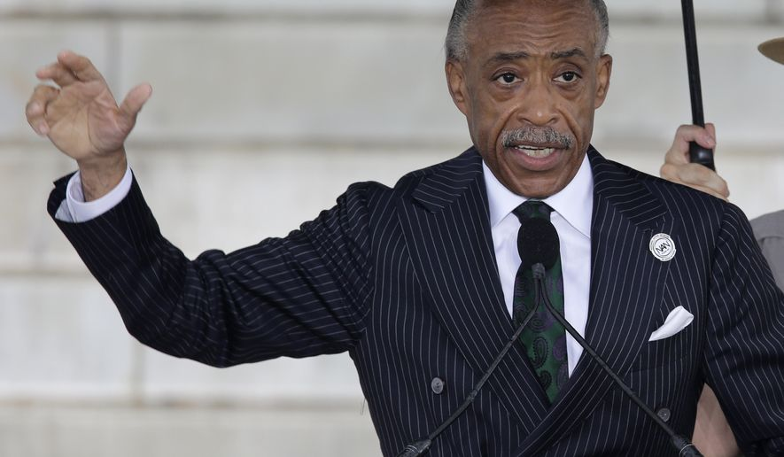 Rev  Al Sharpton is a former paid FBI informant: report