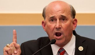 Rep. Louie Gohmert, Texas Republican. (Associated Press) ** FILE **