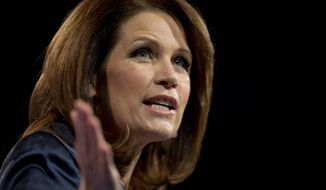 Rep. Michelle Bachmann, Minnesota Republican