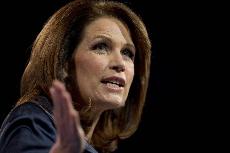 Rep. Michelle Bachmann, Minnesota Republican