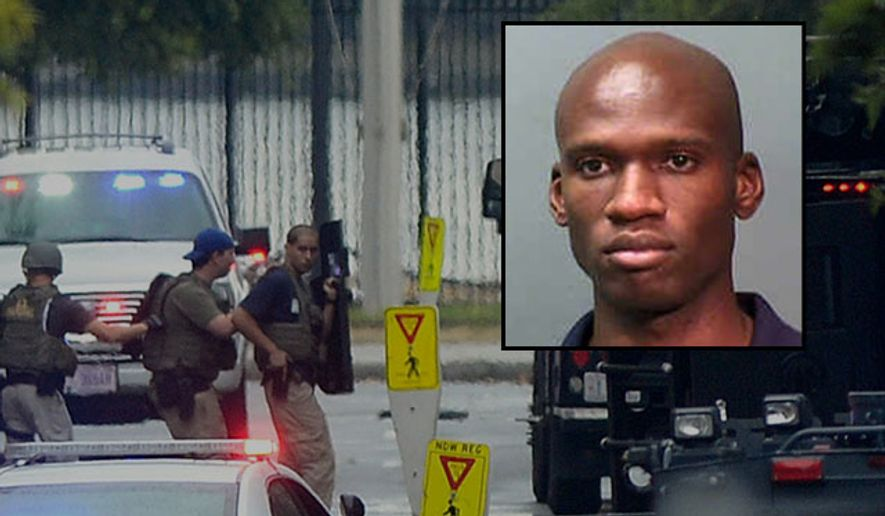Aaron Alexis, identified by FBI as the Navy Shipyard shooter.