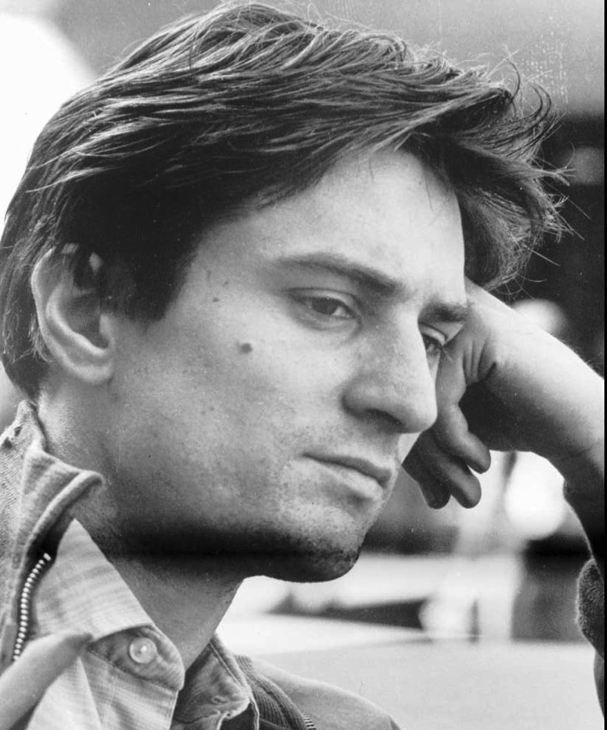 """9 — Actor Robert De Niro is shown in the title role in the 1976 movie """"Taxi Driver."""" (Associated Press)"""