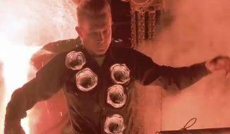 "Robert Patrick stars in 1991's ""Terminator 2"" as the T-1000. (Tri-Star)"