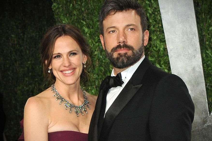 Neither did Jennifer Garner and Ben Affleck. But hey, he collected an Oscar for Argo and will be the next Batman.