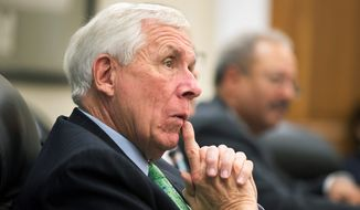 **FILE** Rep. Frank R. Wolf, Virginia Republican (Associated Press)