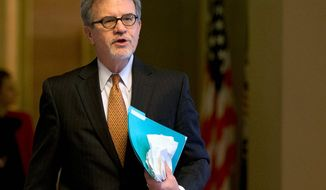 """The government and those employed by it will face significant fiscal challenges next year, and now is not the time for a federal spending extravaganza,"" said fiscal hawk Sen. Tom Coburn, Oklahoma Republican. (Associated Press)"
