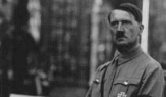 ** FILE ** An undated photo of Adolf Hitler. (Image: United States Holocaust Museum)