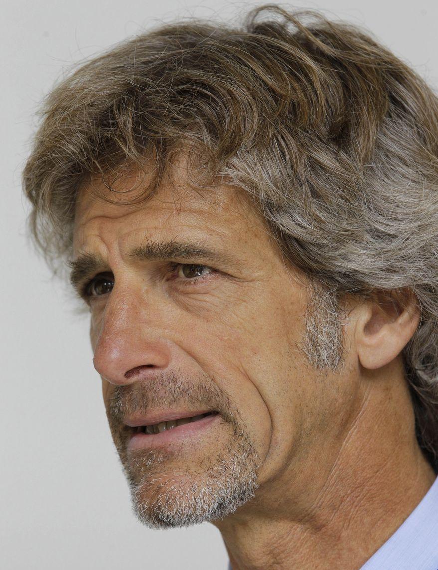 Guido Barilla (AP Photo/Luca Bruno)
