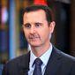 ** FILE ** Syrian President Bashar Assad. (AP Photo/SANA)
