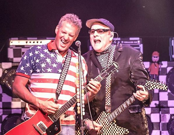 An exuberant Scott Brown rocks out in New Hampshire ballroom Cheap Trick in August, prompting some to wonder if the ex-U.S. senator will run for office in the Granite State. (Scott Brown)