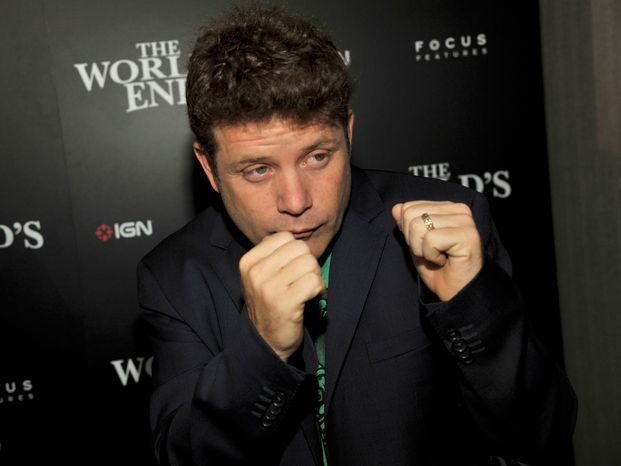 """Actor Sean Astin invites listeners to meet """"occasionally interested people"""" on his online radio show soon to be on regular airwaves. (Invision via Associated Press)"""