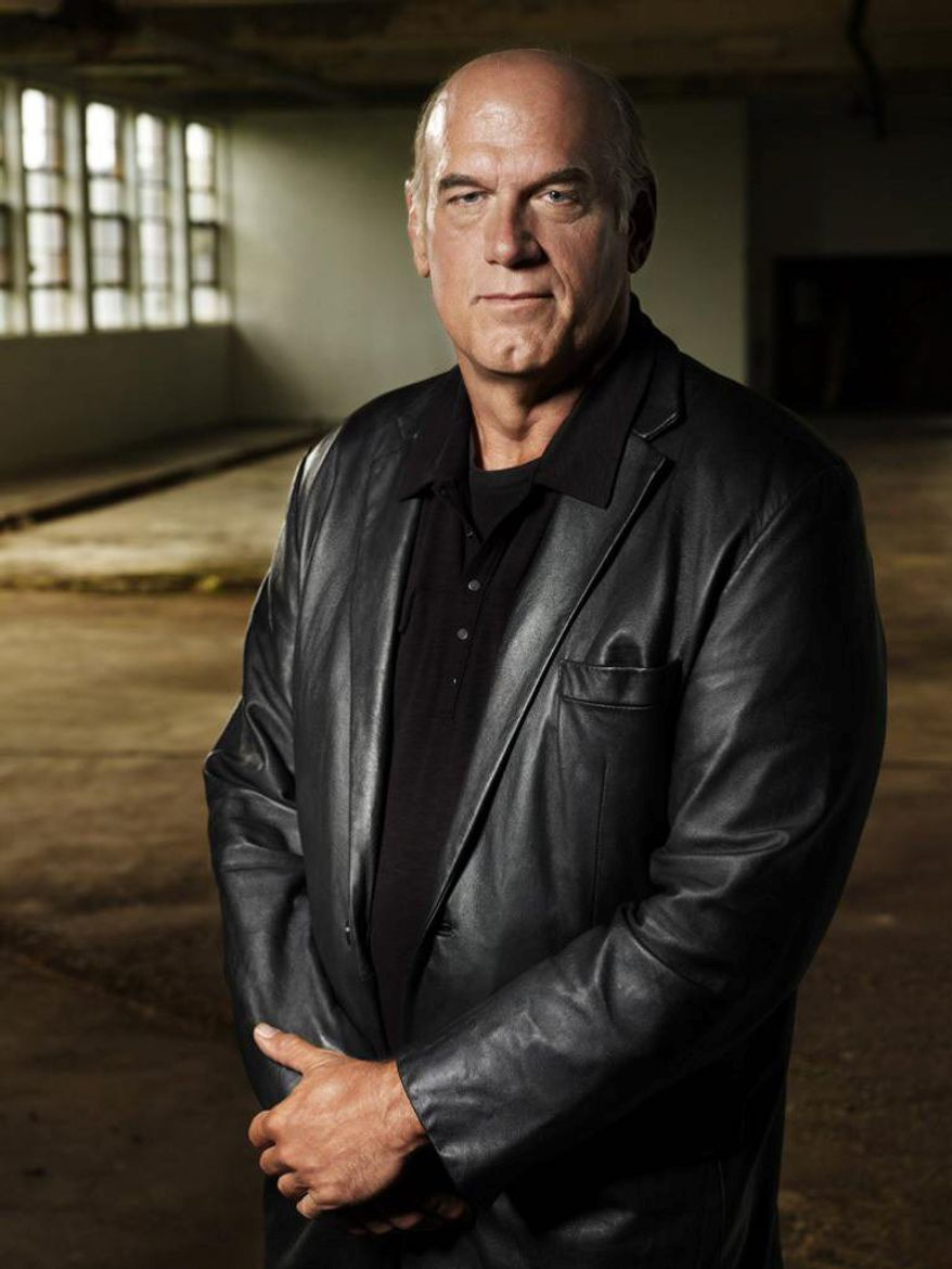 "Former Minnesota governor, pro wrestler and author Jesse Ventura is done with political parties. ""They're nothing but gangs,"" he says. (TRU TV)"