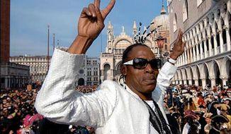 ** FILE ** Rap artist Coolio. (Associated Press)
