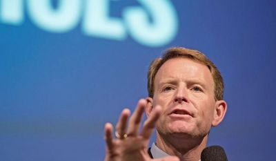 **FILE** Family Research Council President Tony Perkins (The Washington Times)