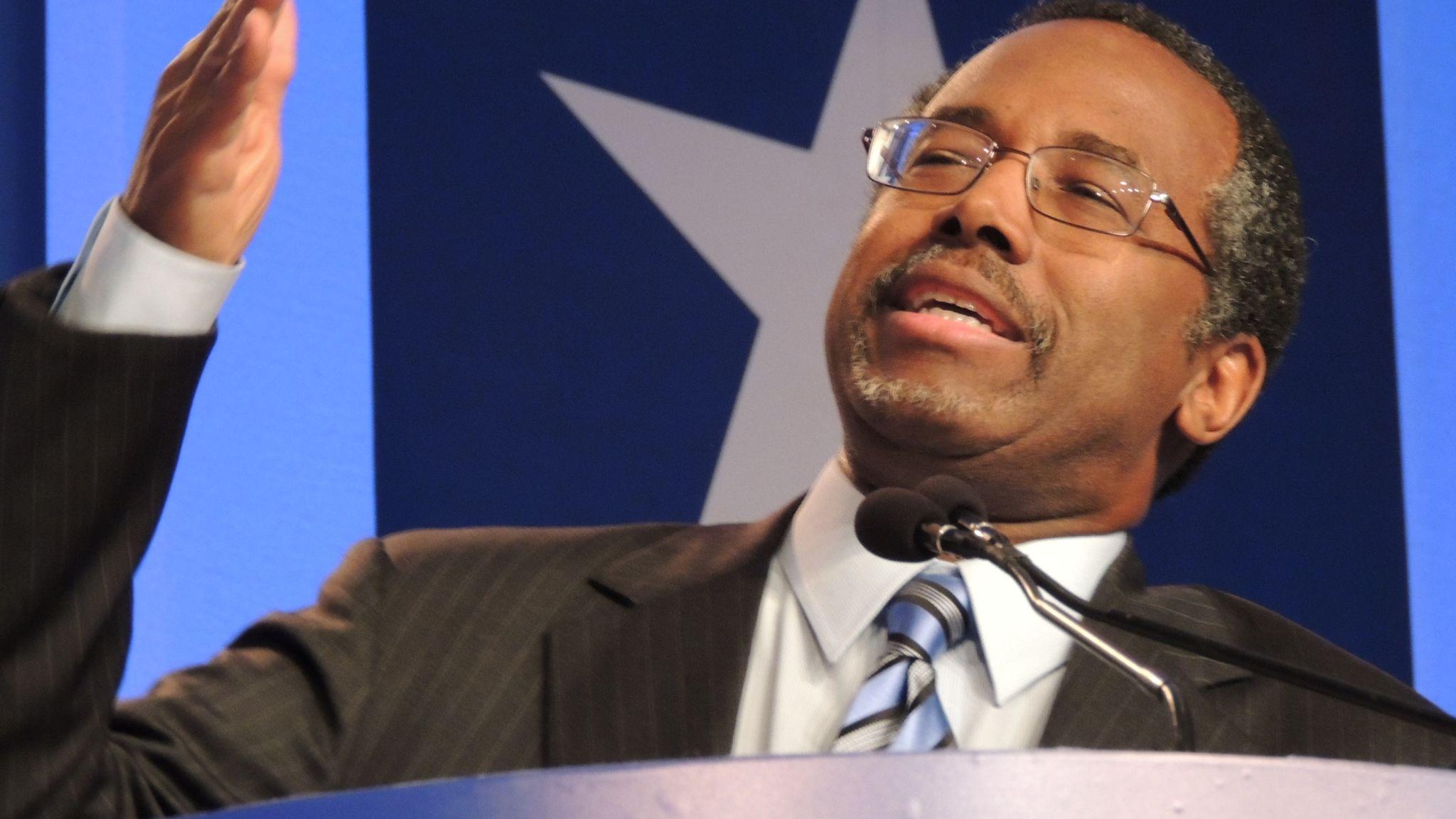Ben Carson prayer breakfast speech made White House 'very upset,' demanded apology