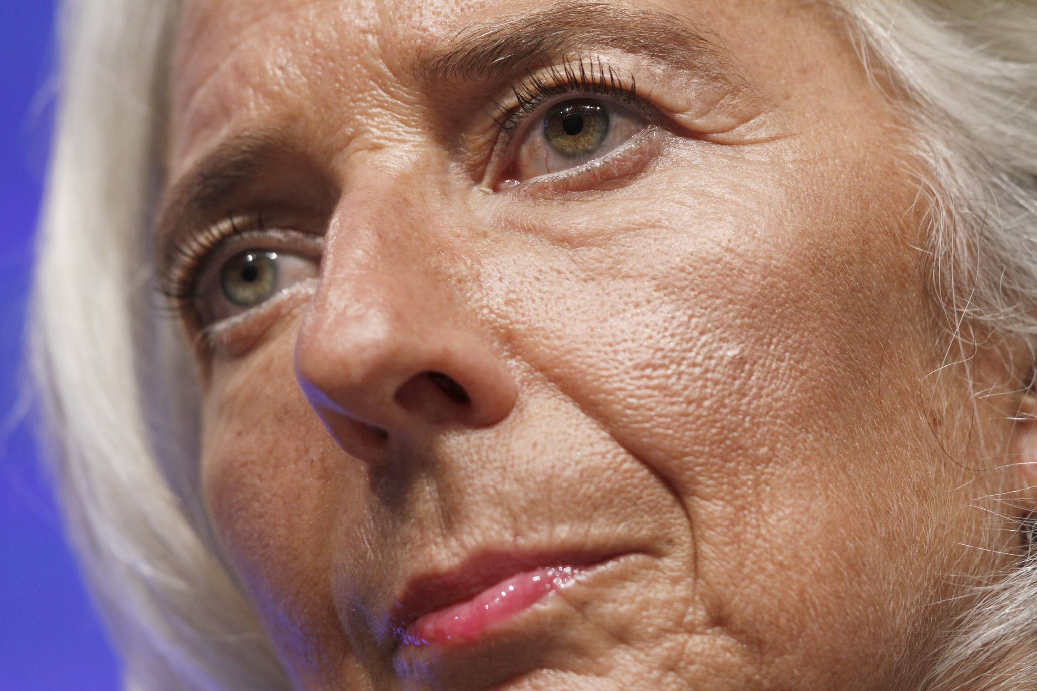 IMF chief: U.S. dance with the debt limit is 'very, very concerning'