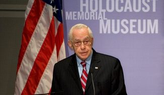 Former Attorney General Michael Mukasey