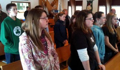 The Christ Lutheran Church in Scituate, Mass., opened up its very first drive-thru ministry on Oct. 12. (clc-scituate.org)