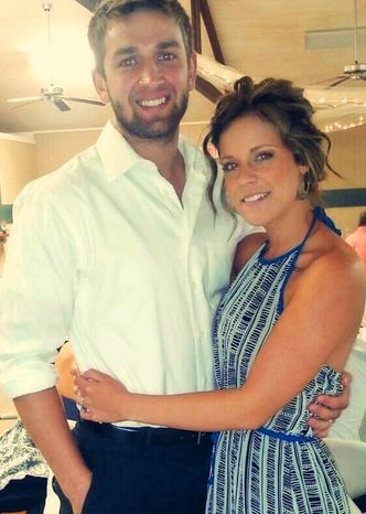 Ranger Josh Hargis and his wife Taylor. (Credit: Taylor Hargis Facebook page)