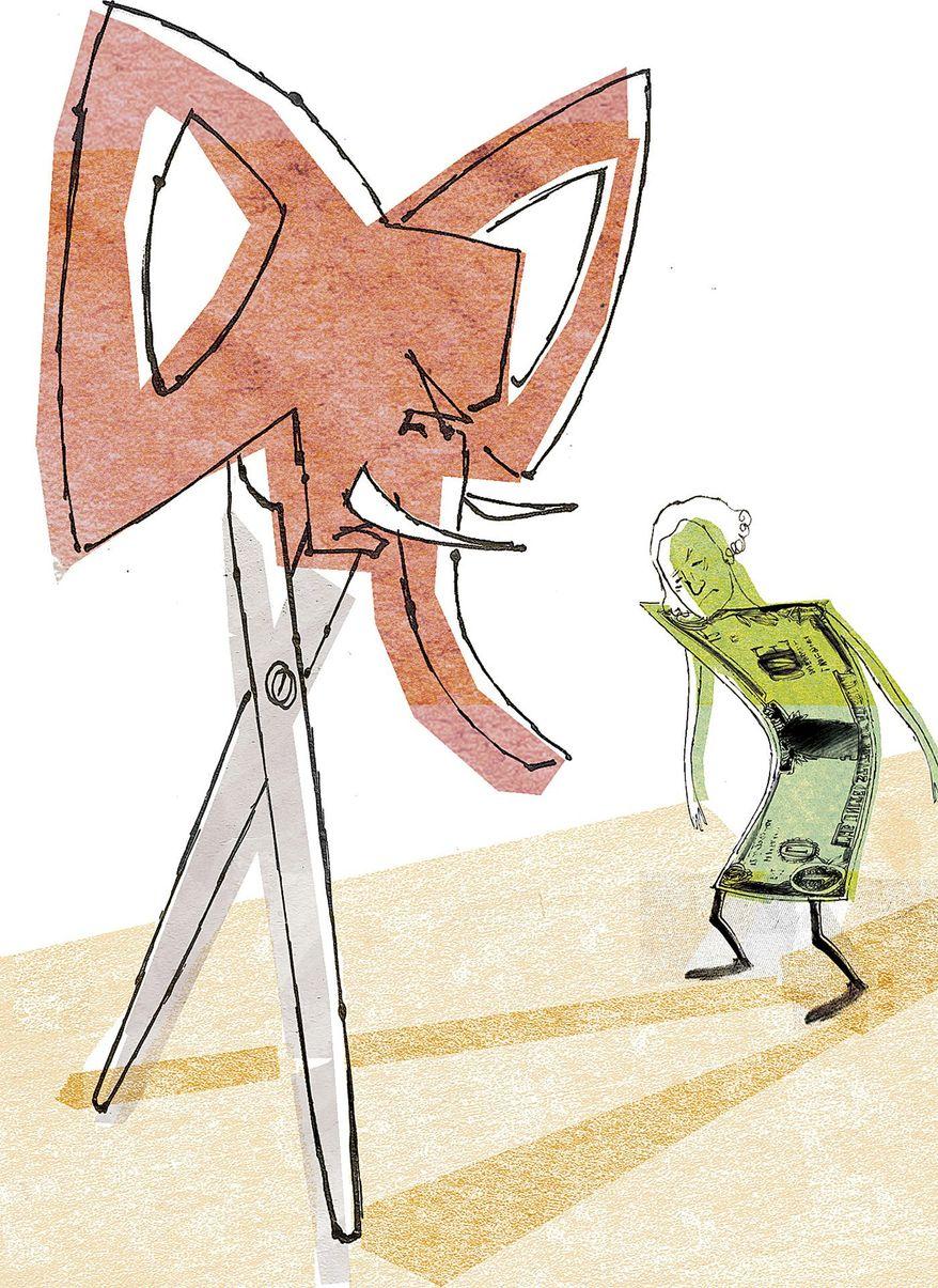 Illustration by Donna Grethen