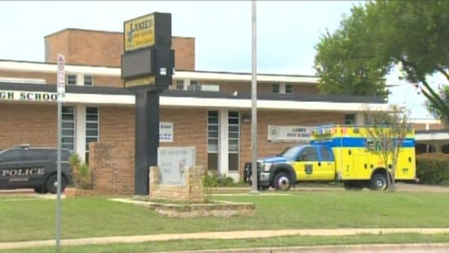 A 16-year-old boy shot and killed himself on Oct. 15 on the campus of Lanier High School in Austin, Texas. (kvue.com)