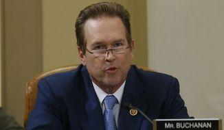 Rep. Vern Buchanan, Florida Republican (Associated Press) **FILE**