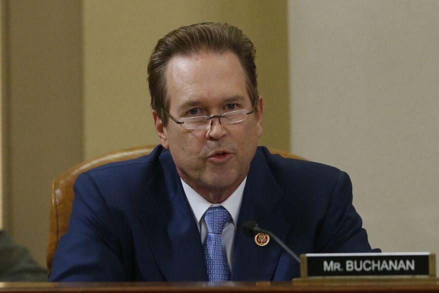 Rep. Vern Buchanan, Florida Republican (Associated Press) **FILE**