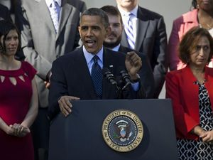 Obama: 'Nobody is madder than me' about Obamacare website woes