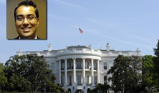 White house staffer Jofi Joseph fired for tweets.