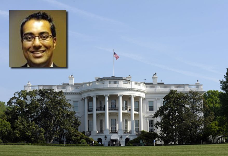 White house staffer Jofi Joseph fired for tweets.