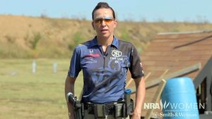 "NRA Women ""Tips and Tactics"" Featuring Dianna Liedorff"