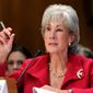 "First, Health and Human Services Secretary Kathleen Sebelius went to a gala in Boston instead of testifying about the Healthcare.gov rollout debacle. Then she went to Phoenix to assure America that she was working ""24/7"" to get her $634 million website up and running. (Associated Press)"