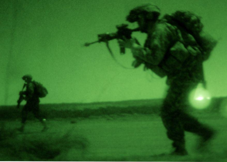 U.S. Army training photo by Spc. Cody A. Thompson, 40th Public Affairs Detachment.