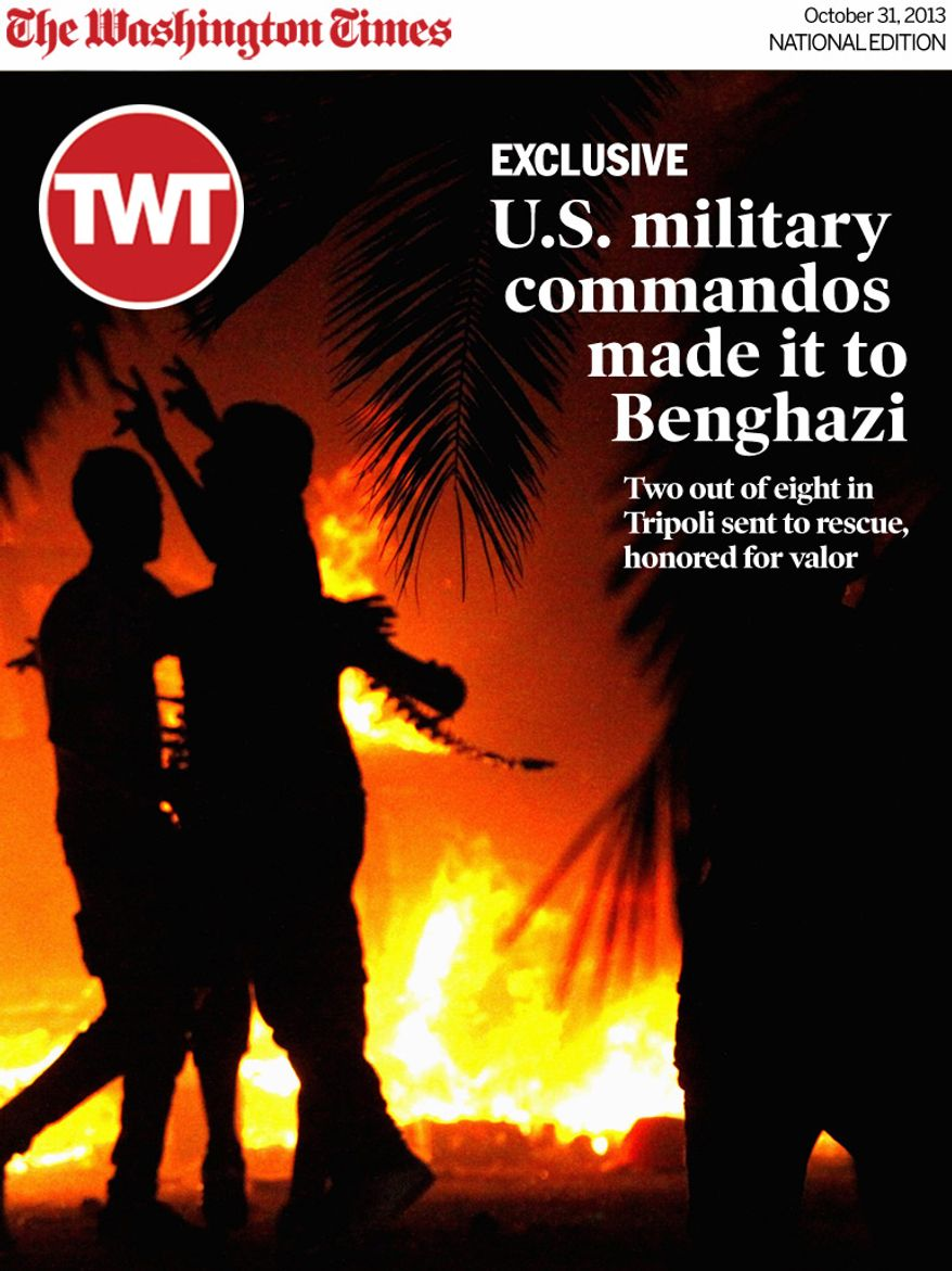 The Washington Times Digital National Edition.