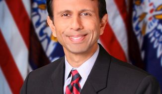 Louisiana Gov. Bobby Jindal wonders whether President Obama will accept his invitation for a visit when the president arrives in New Orleans on Friday. (Bobby Jindal)