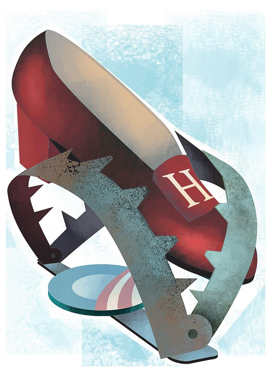 Illustration by Linas Garsys for The Washington Times-