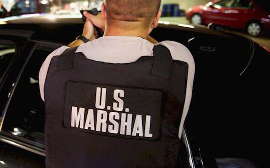 **FILE** (Courtesy of the U.S. Marshals Service)