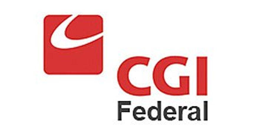 CGI Federal company logo